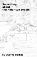 Cover for 'Something about the American Dream'