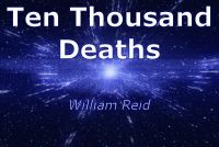 Cover for 'Ten Thousand Deaths'