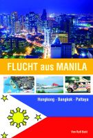 Cover for 'Flucht aus Manila'