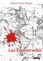 Cover for 'Los Encontrados'