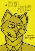 Cover for 'A Flurry of Furry'