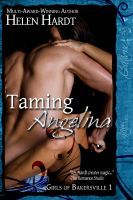 Cover for 'Taming Angelina'