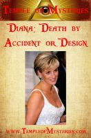 Cover for 'Diana: Death by Accident or Design?'