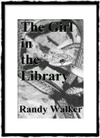 Cover for 'The Girl in the Library'