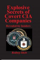 Cover for 'Explosive Secrets of Covert CIA Companies'