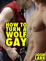 Cover for 'How to Turn a Wolf Gay (An M/m Werewolf Submission Erotica Story)'