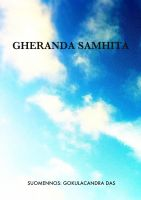 Cover for 'Gheranda Samhita'