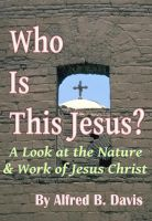 Cover for 'Who Is This Jesus?'