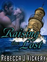 Cover for 'Raising the Lost'