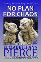 Cover for 'No Plan for Chaos'
