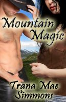Cover for 'Mountain Magic'