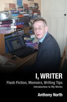 Cover for 'I, Writer'