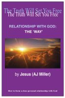 Cover for 'Relationship with God: The Way'
