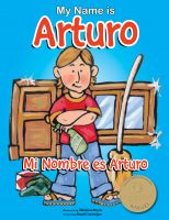Cover for 'My Name is Arturo / Mi Nombre es Arturo'