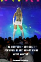 Cover for 'The Hoofers - Jennifer at the Bright Light'