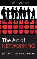 Cover for 'The Art of Networking: Beyond the Handshake'