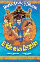 Cover for 'Aventura en el valle de los elefantes'