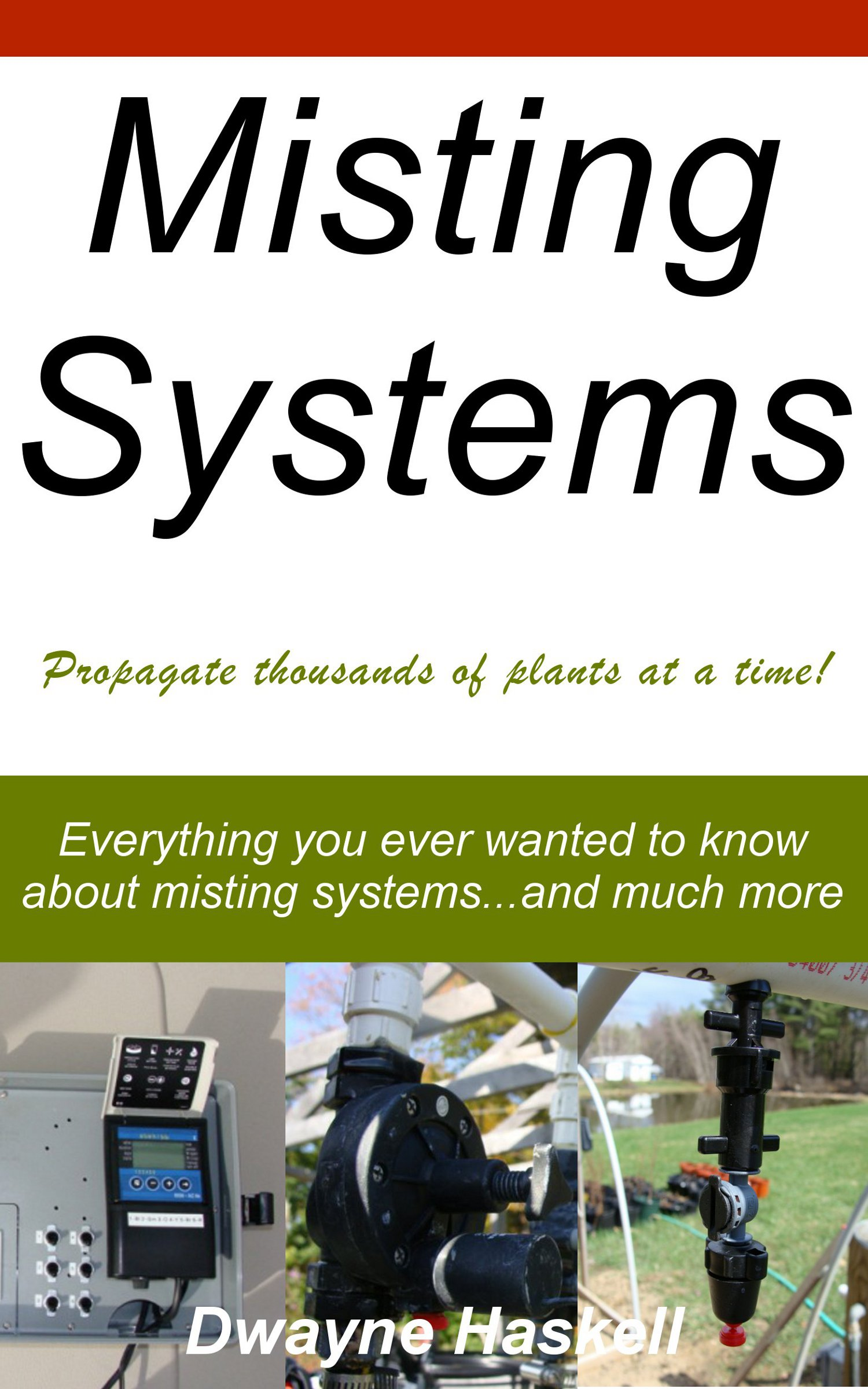 Propagation Misting Systems : Quot dwayne haskell books found crap the shitter is