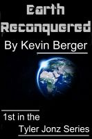 Cover for 'Earth Reconquered'