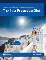 Cover for 'The Best Prasouda Diet'