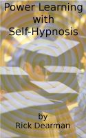 Cover for 'Self-Hypnosis Power Learning'