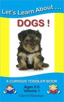 Cover for 'Let's Learn About...Dogs!'