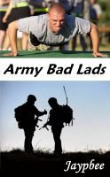 Cover for 'Army Bad Lads'