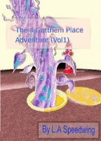 Cover for 'The 4 Gotthem Place Adventure (Vol1) - For ages 7 - 12'