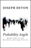 Cover for 'Probability Angels'