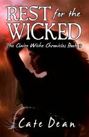 Cover for 'Rest For The Wicked - The Claire Wiche Chronicles Book 1'