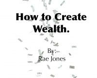 Cover for 'How To Create Wealth'