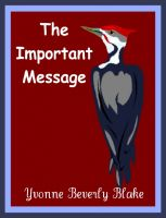 Cover for 'The Important Message'