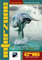 Cover for 'Interzone #246 May - June 2013'