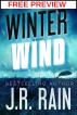 Winter Wind Free Preview Edition (First 19 Chapters) by J.R. Rain