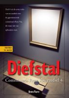 Cover for 'Diefstal - Commissaris Renz Vos, raadsel 4, Nederlands'