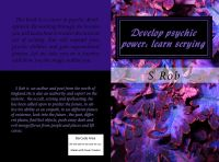 Cover for 'Develop psychic power: learn scrying by S Rob'