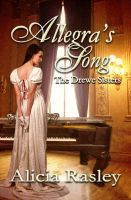 Cover for 'Allegra's Song, A Traditional Regency Novella'
