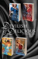 Cover for 'Devilish and Delicious'