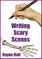 Cover for 'Writing Scary Scenes'