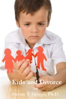 Cover for 'Kids and Divorce'