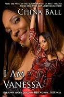 Cover for 'I AM Vanessa'