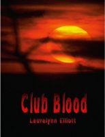 Cover for 'Club Blood'