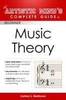 Cover for 'Artistic Minds Complete Guide to Beginner Music Theory'