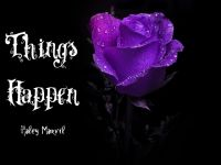 Cover for 'Things Happen'