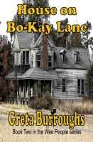 Cover for 'House on Bo-Kay Lane'