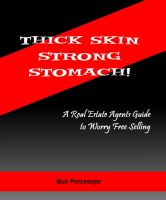 Cover for 'Thick Skin Strong Stomach!'