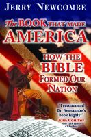 Cover for 'The Book That Made America: How the Bible Formed Our Nation'