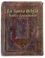 Cover for 'BIBLIA SAGRADA Novo Testamento'