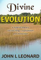 Cover for 'Divine Evolution'