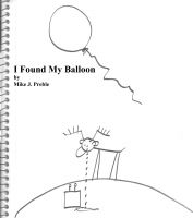 Cover for 'I Found My Balloon'